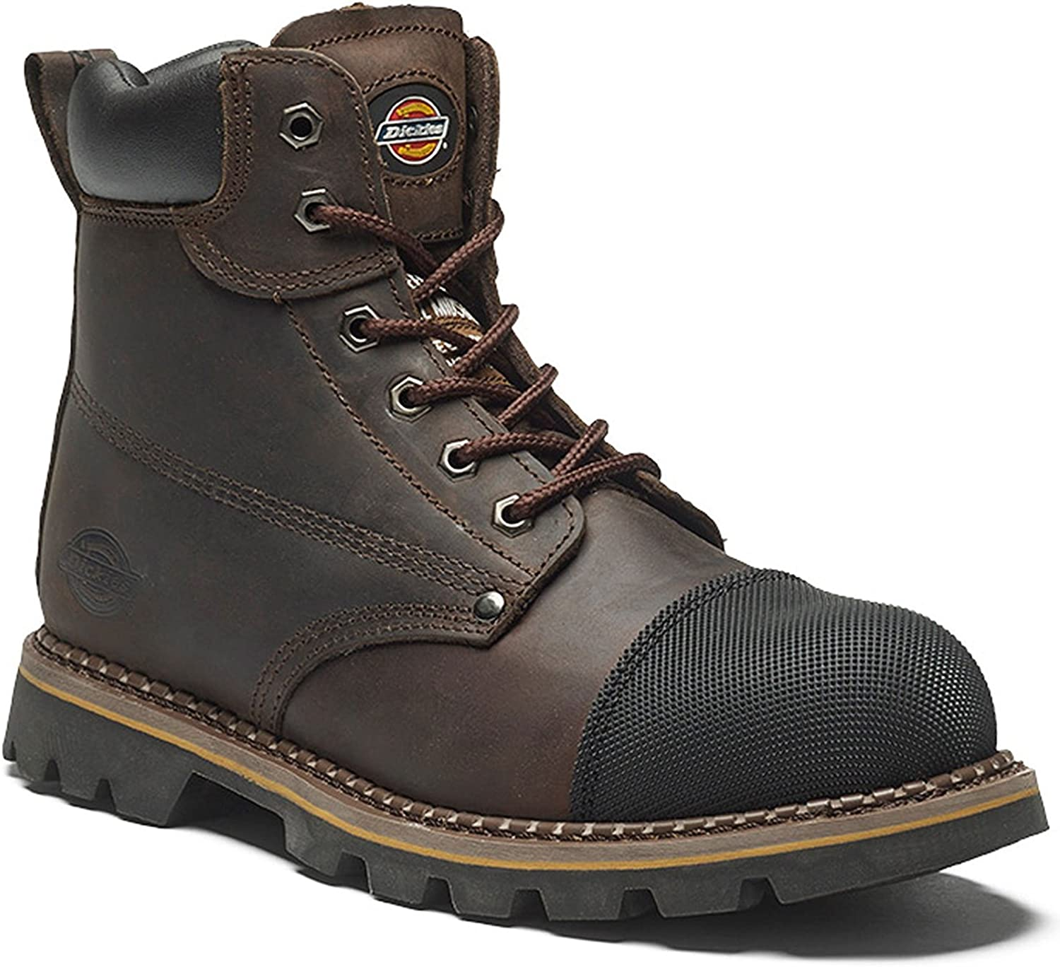 Dickies Crawford Safety Boot SB Brown BR 5 +, FD9210