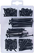 Phillips Bugle Head with Coarse Thread SNUG Fasteners SNG438 215 Qty #8 x 1-1//4 Sheetrock Drywall Screws
