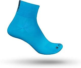 GripGrab, Lightweight SL Performance Sommer Radsport Socken Eyecatching 8 Farben 2 Längen Fahrradsocken Herren Damen Calcetines de Ciclismo, Unisex Adulto