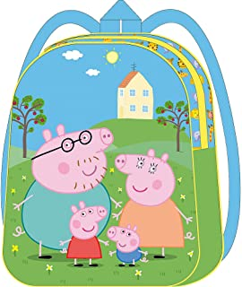 Mochila infantil family Peppa Pig