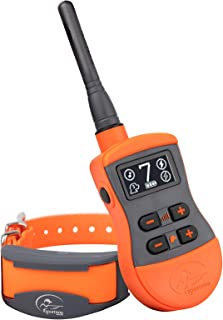 SportDOG Brand SportTrainer Remote Trainers - Bright, Easy to Read OLED Screen - Waterproof, Rechargeable Dog Training Col...