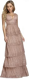 Best tiered evening gowns Reviews