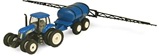 1:64 New HollAnd T8050 Tractor With Sprayer