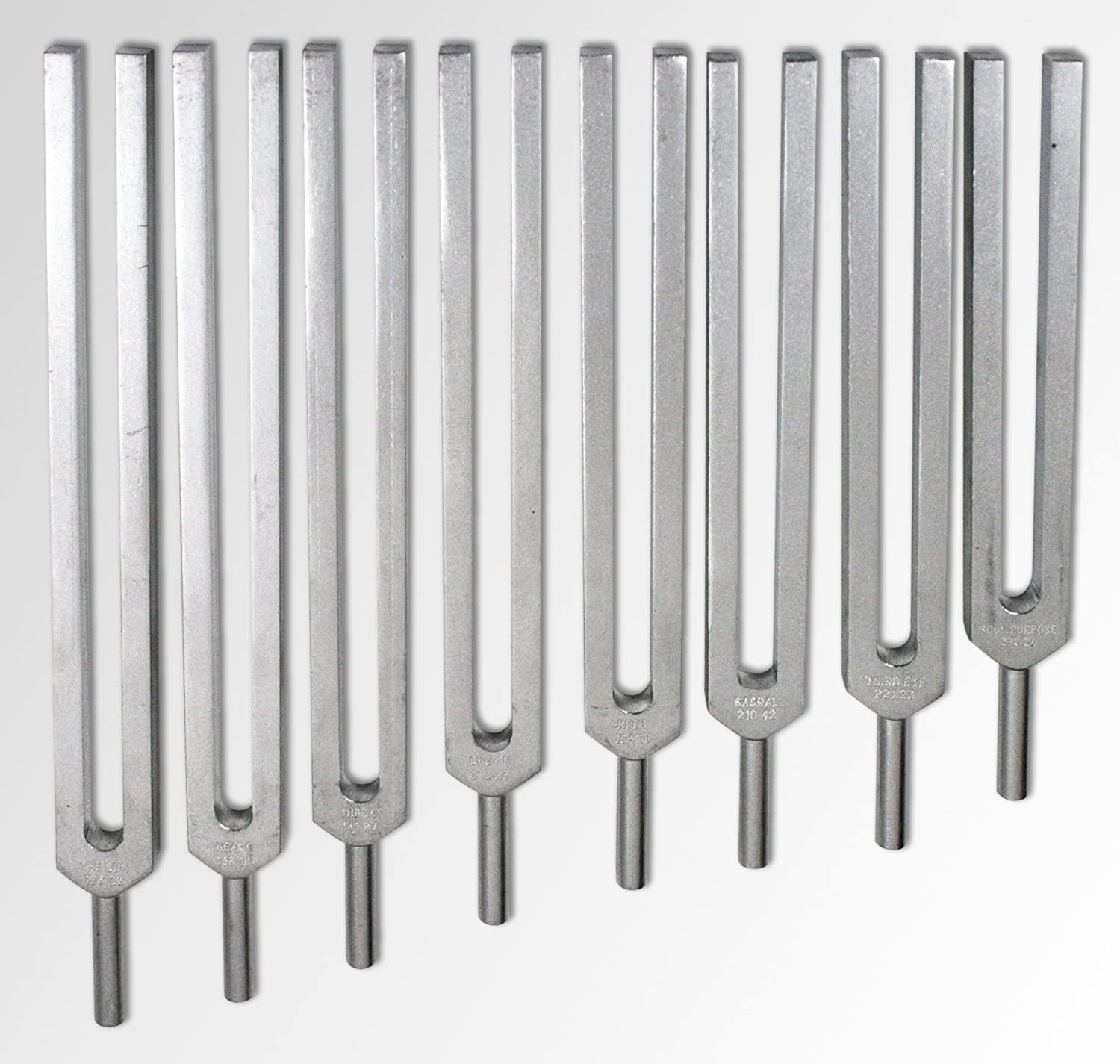 Chakra Tuning Forks of 8 Set San Antonio Ranking integrated 1st place Mall