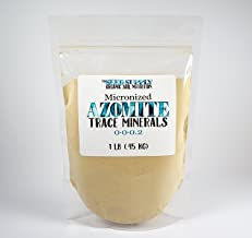 1 Pound of Azomite - Organic Trace Mineral Powder - 67 Essential Minerals for You and your Garden