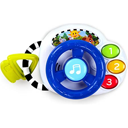 Baby Einstein Driving Tunes Musical Toy, Ages 3 Months and up