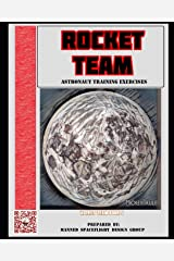Rocket Team Astronaut Training Exercises Paperback