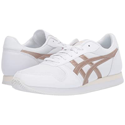 ASICS Tiger Curreo II (White/Frosted Almond) Women