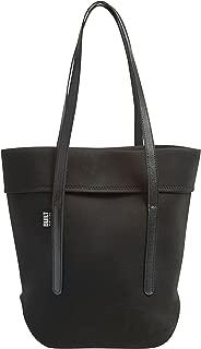BUILT NY City Neoprene Shoulder Tote Bag, Black