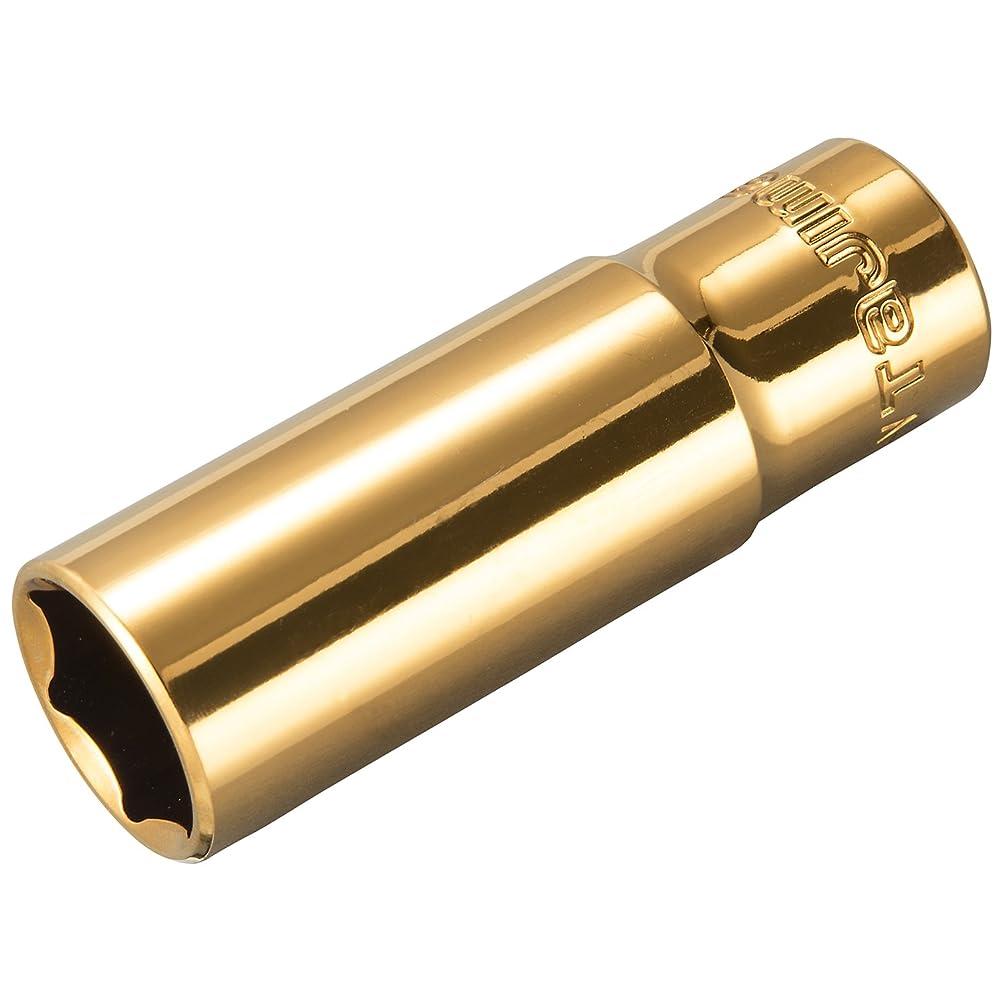 できる賛辞熟読するタジマ ソケットアダプター19mm 6角 差込角4分(12.7mm)用交換ソケット TSKA4-19-6K