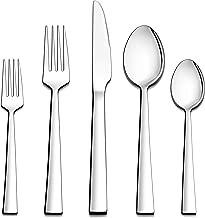 Best 64 piece cutlery set Reviews