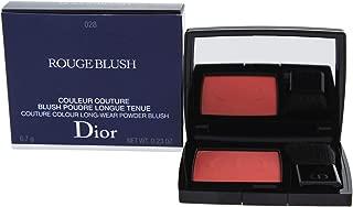 Christian Dior Rouge Blush Couture Colour Long Wear Powder Blush - # 028 Actrice 6.7g/0.23oz