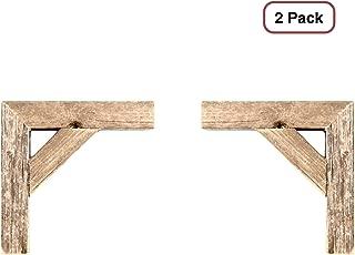 Best rustic wood corbels Reviews