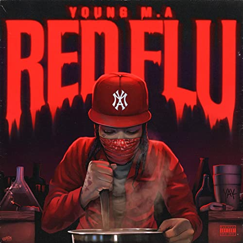 Red Flu [Explicit] by Young M.A on Amazon Music - Amazon.com