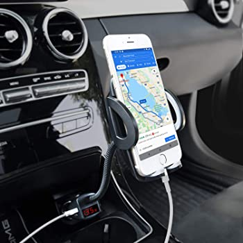 LUNQIN Car Phone Holder for Subaru/ Forester SUV 2019-2020 Auto Accessories Navigation Bracket Interior Decoration Mobile Cell Phone Mount