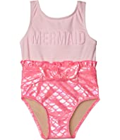 Mermaid Scaley One-Piece Suit (Infant/Toddler)