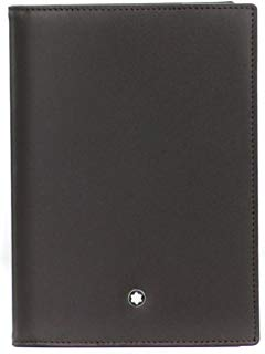 Montblanc Passport Holder Brown MST 114572