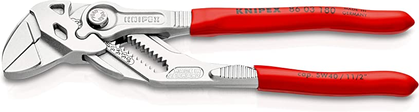 Knipex 8603180 7-Inch Pliers Wrench (86 03 180)