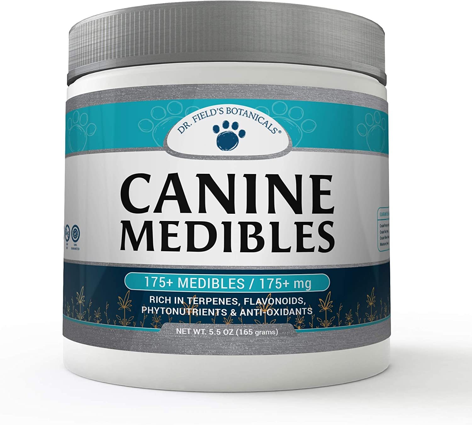 Dr. Field's Gifts Special price for a limited time Botanicals Canine Medibles Dog Perfec Chews Hemp
