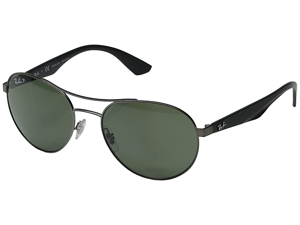 7858745a415 EAN 8053672497793 product image for Ray-Ban RB3536 55mm (Matte  Gunmetal Matte Black ...