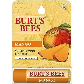 Burt's Bees Mango Moisturizing Lip Balm 0.15 oz
