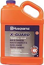 Husqvarna X-Guard Premium All Season Bar & Chain Oil, 1 Gallon