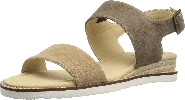 Jambu Womens Myrtle Wedge Sandal