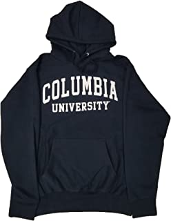 Columbia Hoodie Sweatshirt, Navy Blue, Columbia University