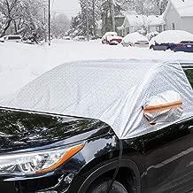 Ternence Flynn Universal Car Auto Vehicle Windshield Sunshade Retractable Sunscreen Auto Parts Front Rear Side Window Sun Visor Heat Insulation for Trucks SUV UV