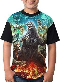 godzilla t shirt youth