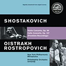 Best shostakovich cello concerto no 1 Reviews