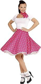 Amazon.es: falda años 50 - Adultos / Disfraces: Juguetes y juegos