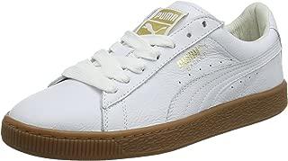 Unisex Adults' Basket Classic Gum Deluxe Low-Top Sneakers