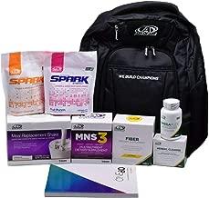 Advocare 24 Day JumpStart/Challenge/Vanilla/MNS 3 / Fruit Punch & Mandarin Orange Spark/Citrus Cleanse/Free Backpack