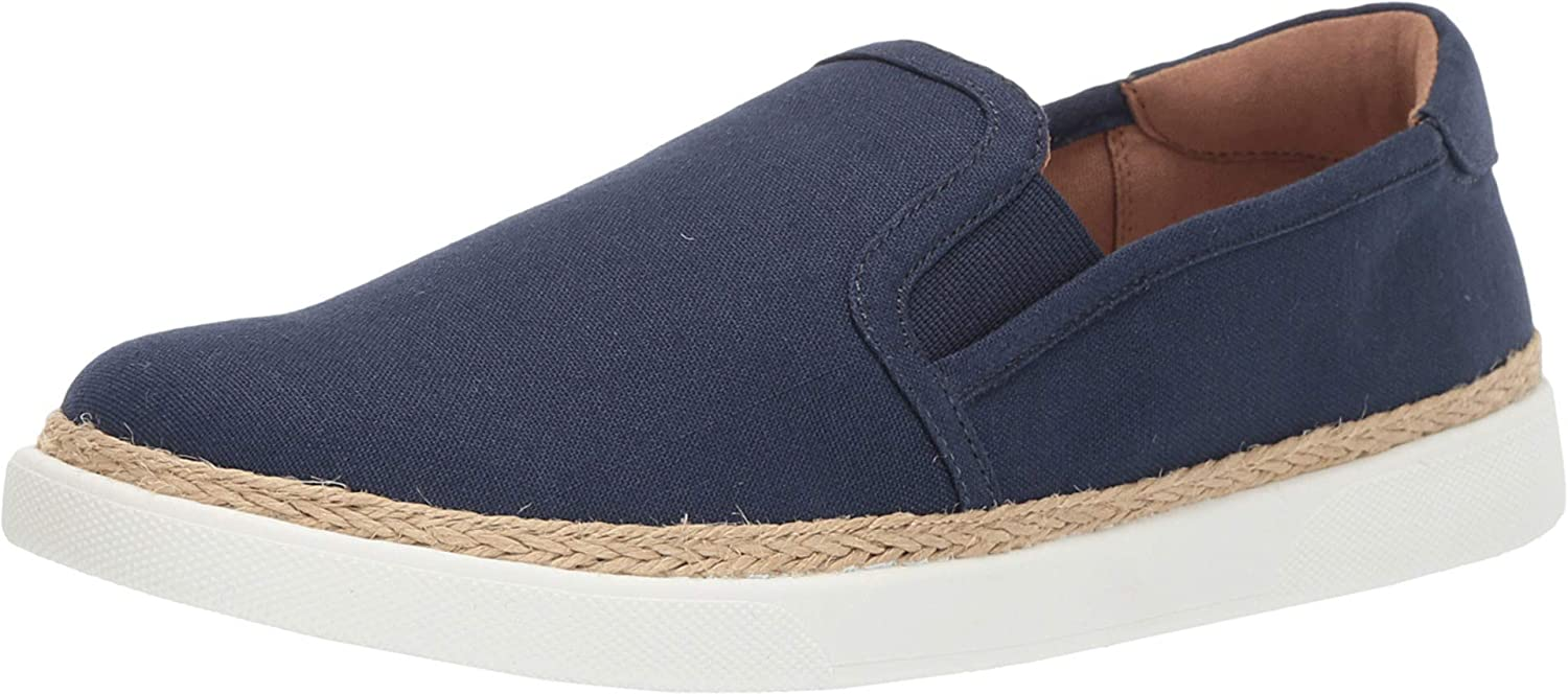 Vionic Women's Sunny Rae Slip-on Sneaker - Ladies Sneakers Concealed Orthotic Arch Support