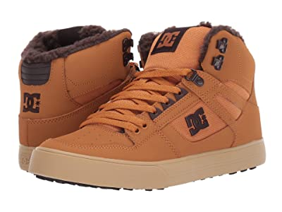 DC Pure High-Top WC WNT (Brown/Chocolate) Men
