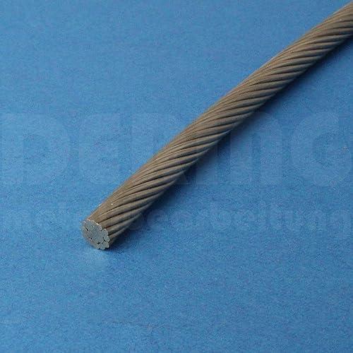 DEbague Branche 1x 19en acier inoxydable A4(40mètres)   acier forestière Corde   Corde   Corde winden