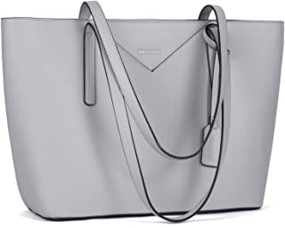 BROMEN Women Handbags Designer Leather Tote Purse Large Capacity Purses and Handbags Shoulder Bag