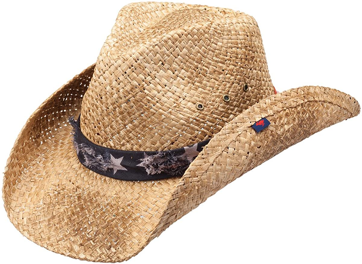 Weekly update Peter Grimm Men's Hat Cowboy Hadley Rare