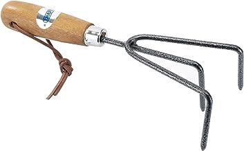 Draper 14316 Carbon Steel Heavy Duty Hand Cultivator with Ash Handle, 25.4cm x 8.5cm x 6.6cm