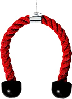 Red Tricep Rope