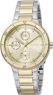 Esprit Women's Chrono Fashion Quartz Watch - ES1L226M0045, multi color