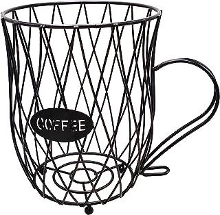 Baoblaze Café Porte-Capsule, Café Pod Organisateur, Café Pod de Stockage Tasse Café Panier de Rangement pour La Maison Caf...