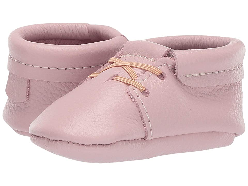 Freshly Picked Soft Sole Oxfords Candy Shop (Infant/Toddler) (Pink) Girls Shoes