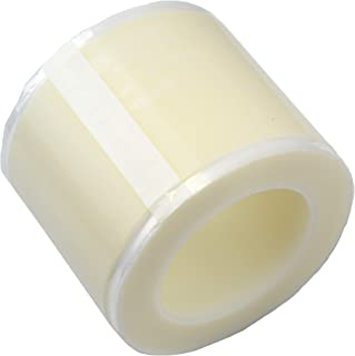 AebDerp Disposable Barrier Film Protective PE Film Barrier Tape (White)