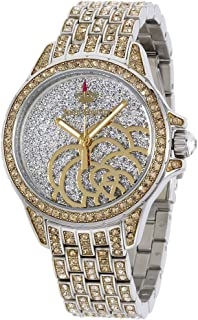 Juicy Couture Charlotte Crystal Pave Ladies Watch 1901442