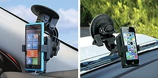 PanaVise PortaGrip Phone Holder with Premium Windshield Mount