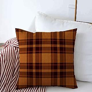 Best orange checkered pattern Reviews