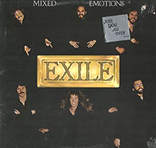 Mixed Emotions by Exile Record Album Vinyl LP