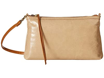 Hobo Darcy (Parchment) Cross Body Handbags